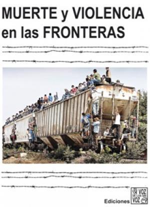 DVD Muerte en las fronteras, de Voz de los Sin Voz